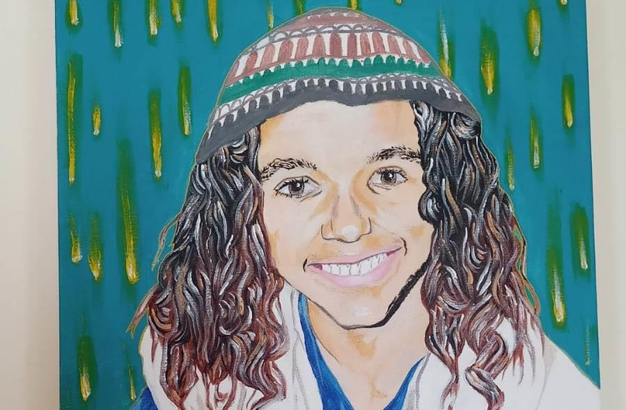 מותו של אהוביה סנדק יצר חיבור עמוק עם נוער הגבעות