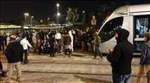 """מאות הפגינו; עשרות נעצרו. """"לסגור את ימ""""ר ש""""י"""""""