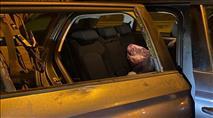 נהג נפצע בראשו; עשרות אירועי טרור מתחילת השבוע