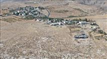 המנהל האזרחי מקדם הכשרת בניה לא חוקית של הרשות הפלסטינית