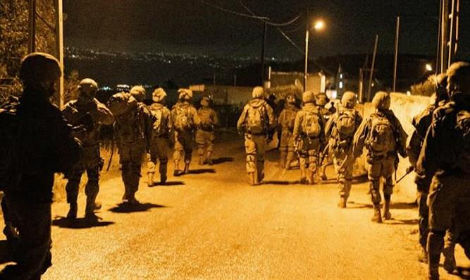 """מבצע מעצרים גדול הסתיים בשחרור מחצית מהחשודים; בכפר לועגים לצה""""ל"""
