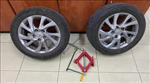 באר שבע: בדואים גנבו גלגלים מכלי רכב חונים
