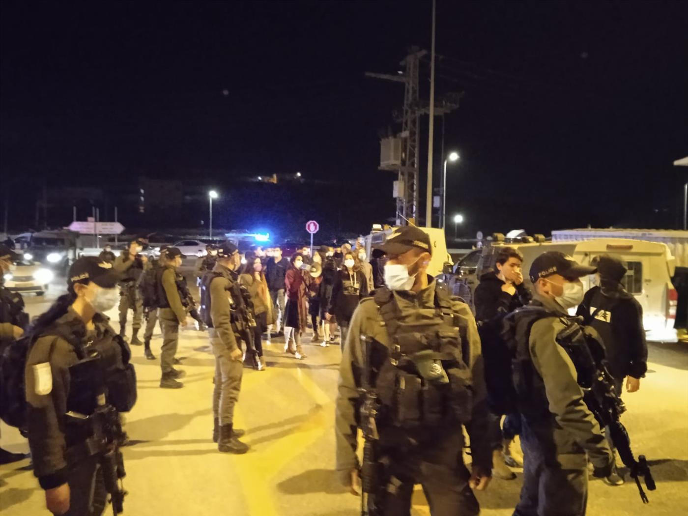 הפגנת מחאה על רצח אהוביה סנדק. ארכיון