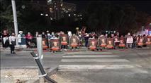 30 יום למותו של אהוביה סנדק - מחאת רשת גדולה