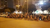 הפגנות בעשרות מוקדים שונים במחאה על הריגת אהוביה סנדק