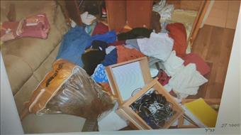 אישום: ערבי פרץ עם חבריו בית בהוד השרון וגנב