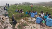 עשרות בחרו בחיזוק ההתיישבות במזבח יהושע
