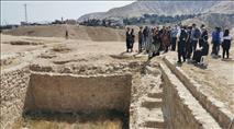 רבבות פוקדים את אתרי הטבע והתיירות בבנימין