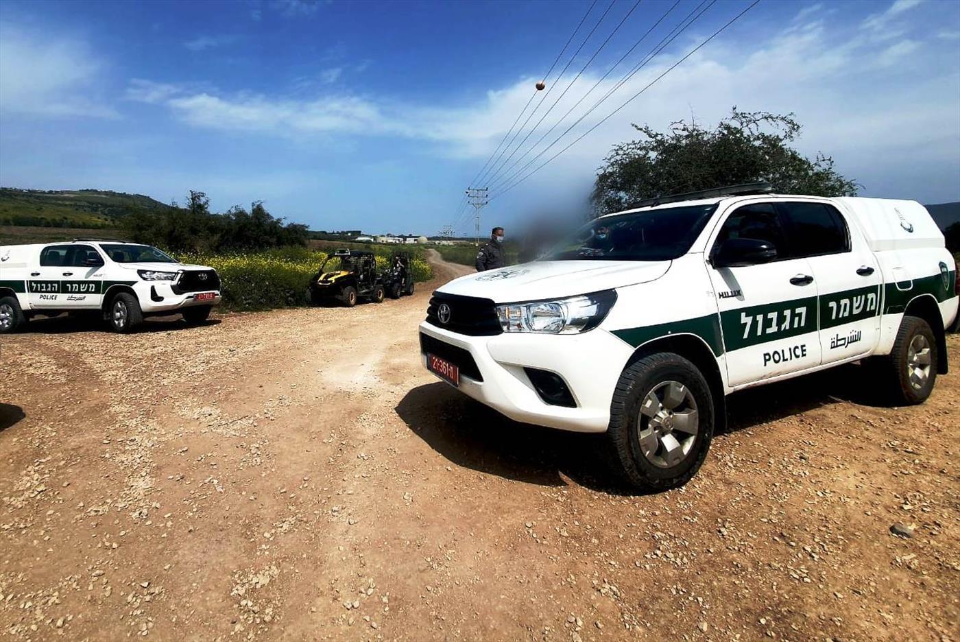 צילום: דוברות המשטרה, ארכיון