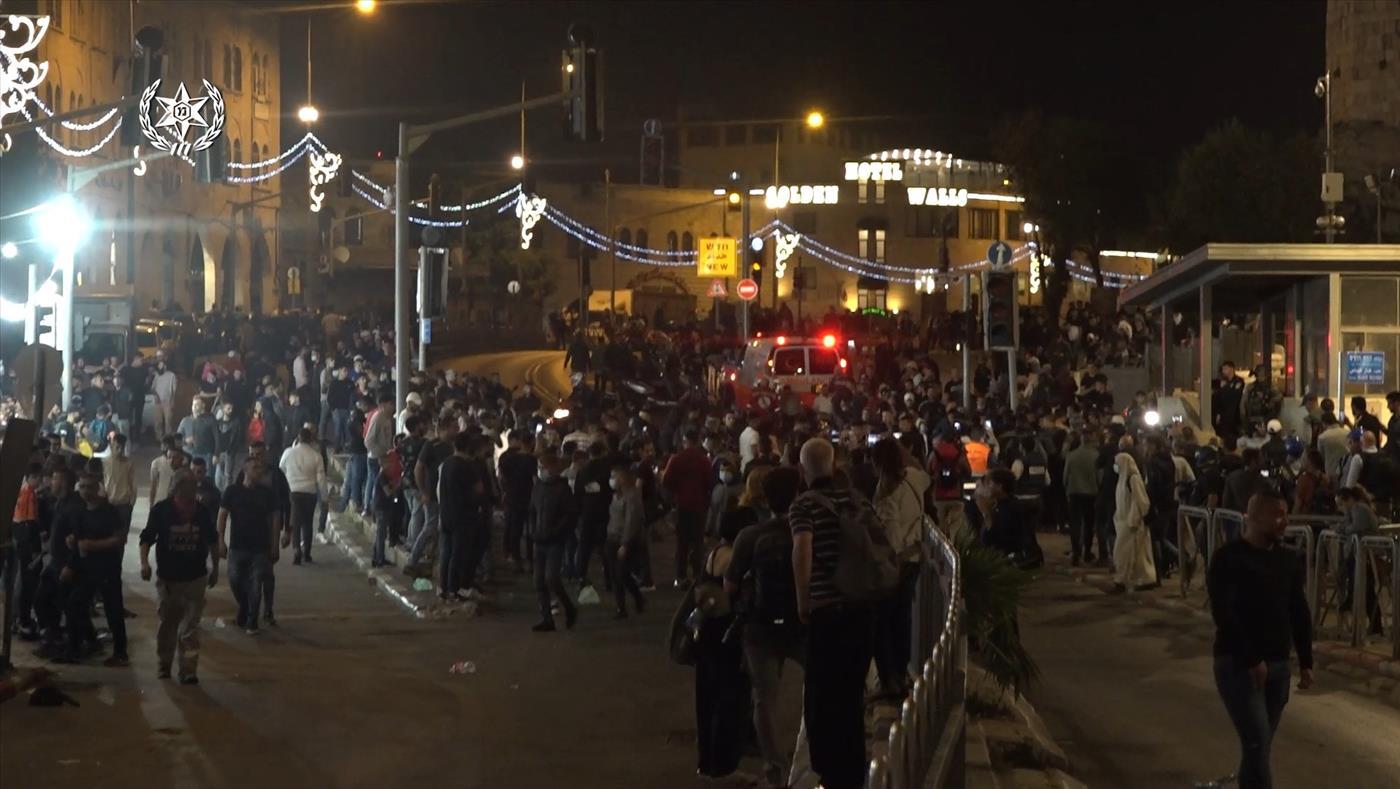 צילום: דוברות המשטרה, ארכיון (צילום מסך)