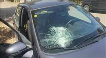 מחבלים מנבי סאלח רגמו באבנים רכבים ישראליים