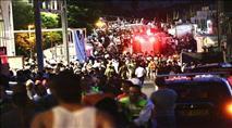 קריסת הטריבונות בקרלין: המשטרה בוחנת אפיקים לאומניים