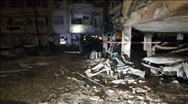 פצועים מרקטה בפתח תקווה; 60 פצועים מהצתה בחיפה