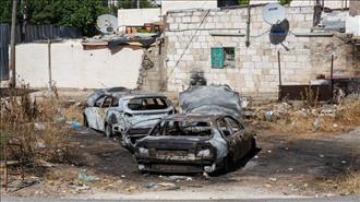 גלריית תמונות: ההרס שנגרם בפרעות בשייח ג'ארח