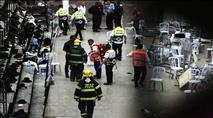 טריבונה קרסה בגבעת זאב: 2 הרוגים, 184 פצועים