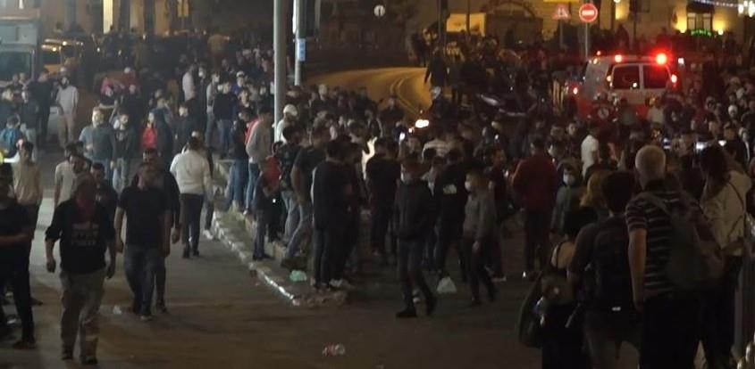 ערבים במזרח ירושלים, ארכיון (צילום: דוברות המשטרה)