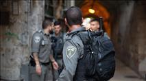 חמש נערות נעצרו לאחר שהתפללו בשערי הר הבית