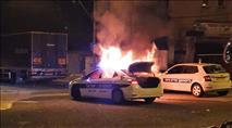 שוטר ערבי במחסום: רכב יהודי – עצור, רכב ערבי – עבור