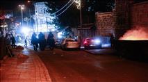ערבים תקפו באבנים בחור יהודי בשכונת ב'שמעון הצדיק'