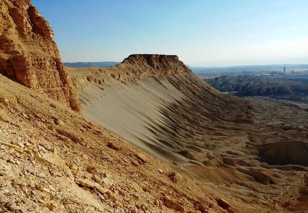 רכס חצרה, (צילום: עמית אררט)