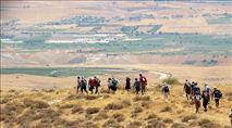 גבעת סלעית - מסלול מעגלי בצפון בקעת הירדן