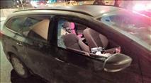 אמש: 2 פצועות מזריקות אבנים בחווארה