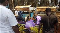 אתיופיה: יהודי בן 56 שנפטר מקורונה הובא למנוחות בבית הקברות היהודי באדיס אבבה