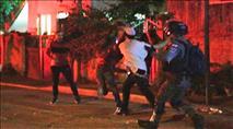 אמש: התפרעויות ערבים בשכונת שמעון הצדיק