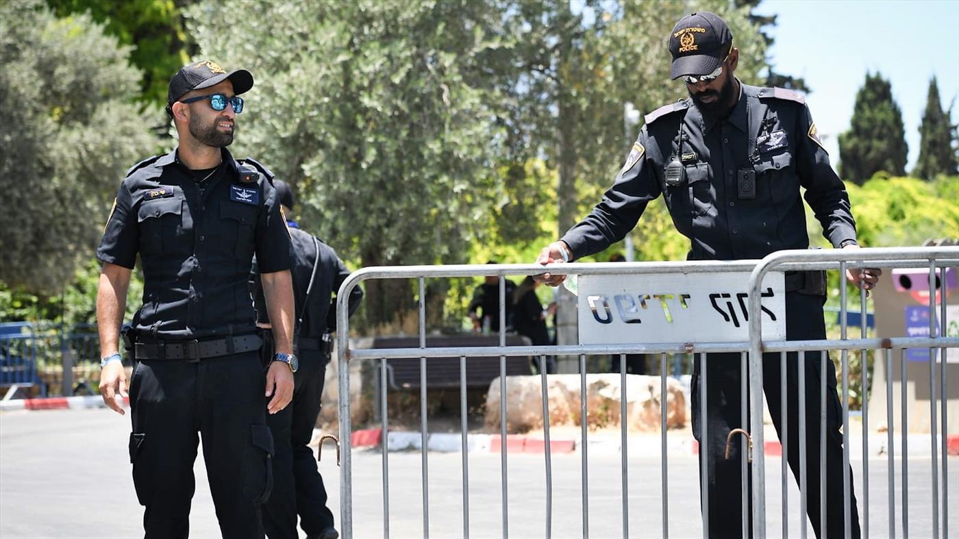 המשטרה איימה על איש ימין לא להגיע להפגנה שאושרה על ידה