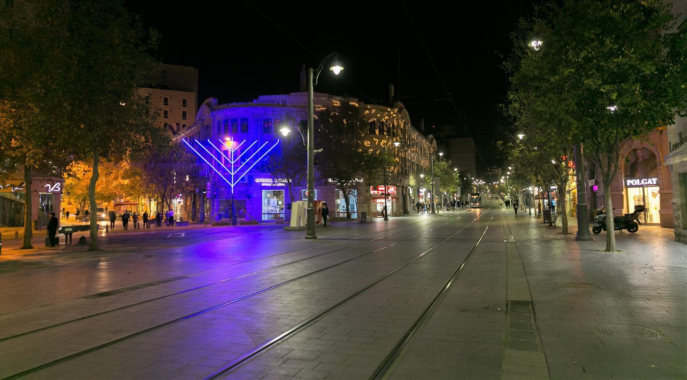 רחוב יפו, ארכיון (צילום: שירה הרשקופ/TPS)