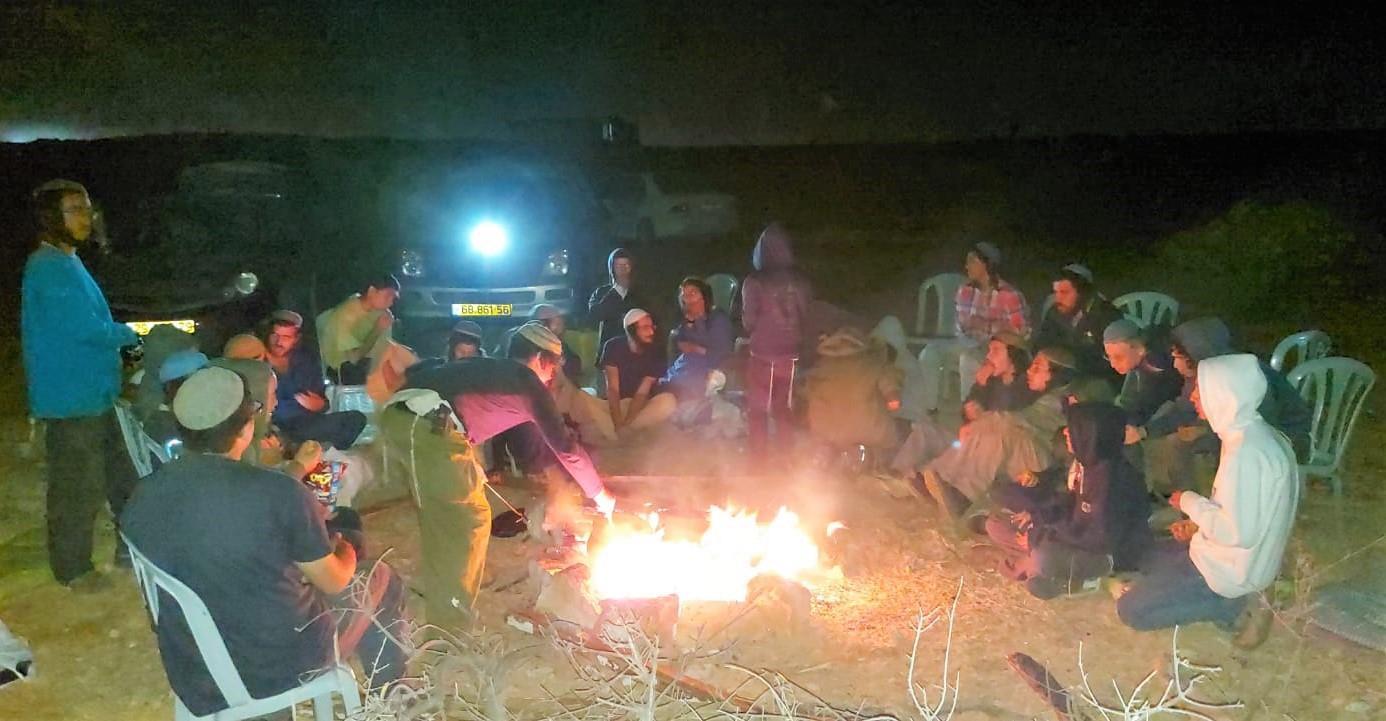 כ-80 בני נוער השתתפו במחנה הכשרה מיוחד למלאכת ישוב הארץ