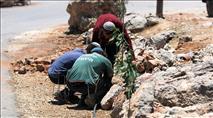 """מנהלי החמ""""ד ביקרו את נוער הגבעות: """"שליחי ציבור למען עם ישראל"""""""