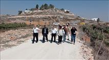 מסע הרבנים בהתיישבות החדשה בגבעות