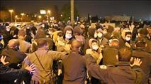 דין משמעתי לשוטר שהיכה נער בהפגנה