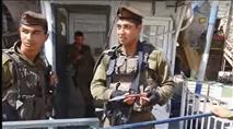 לוחמי גולני עצרו מחבל בן 16 חמוש בסכין