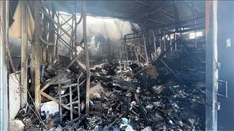 טרור הפרוטקשן נמשך: 3 עסקים בחצור הגלילית הוצתו הלילה