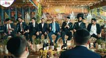 צפו: הזמר המזרחי והחסידי נפגשים בסוכת ראש עיריית ירושלים