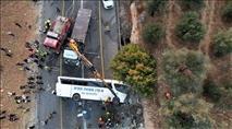 משפחה ממעלות נספתה בתאונה הקטלנית