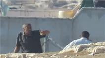 דרישה לעצור את עשרות הערבים שהתפרעו בדרום הר חברון