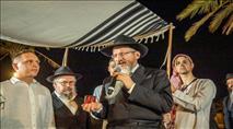 'חופה במדבר': מאות צעירים יהודיים מרוסיה בדובאי