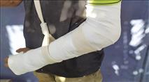 הר חברון: מחבלים שברו לנער את המרפק והיכו אותו בכל הגוף