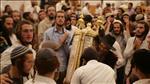 מאות חגגו ביצהר: התוועדות, הכנסת ספר תורה והשקת חוברת