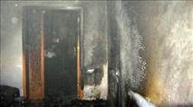 ההצתה בדומא: המשטרה - קצר, הערבים - אין חשמל