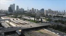 עבודות הרכבת: תל אביב פקוקה