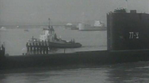הצוללת דקר