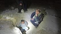 עונשי מאסר לערבים ששדדו עתיקות בגליל
