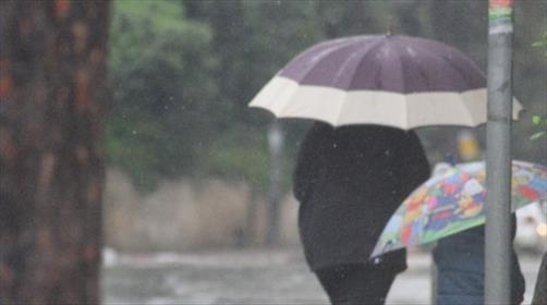 מזג האוויר: הגשם חוזר