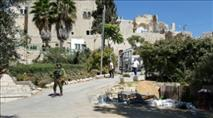 פיגוע בחברון: ערבים השליך אבן על ראשו של ילד במעיין