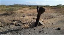 רקטה ששוגרה מעזה התפוצצה מול חופי אשדוד