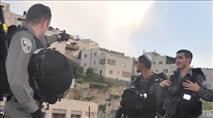 שני שוטרים נפצעו בירושלים
